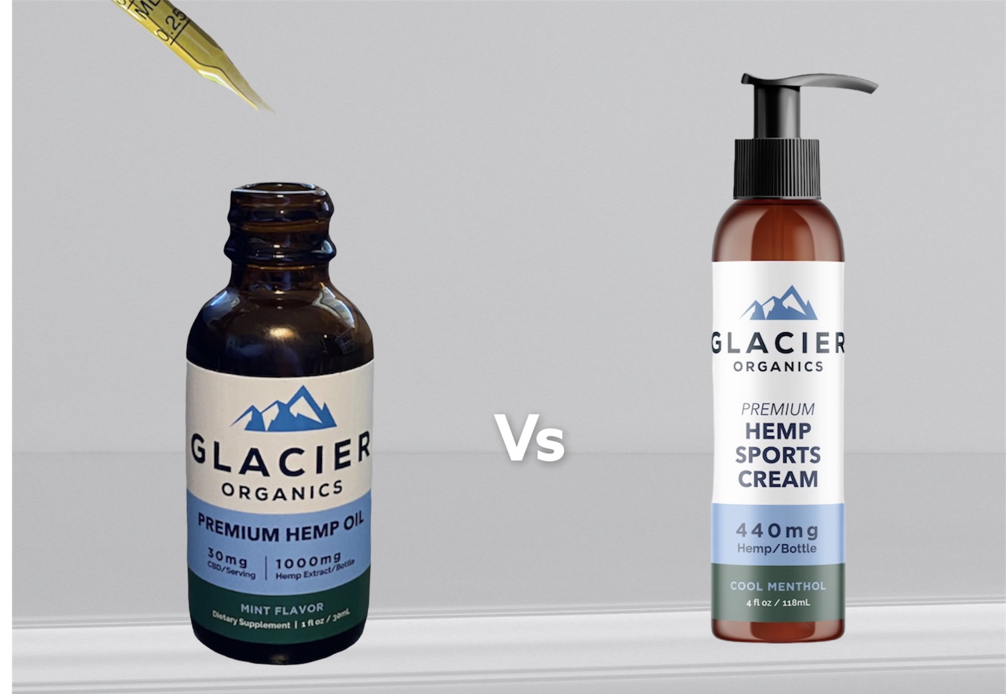 Difference Between A CBD Cream And An Oral CBD